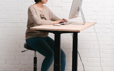 Динамичный стул Ergosmart dynamic chair
