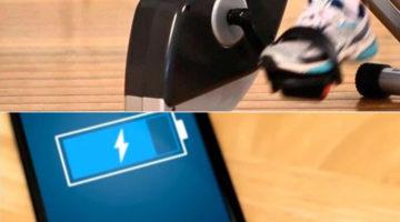 Велотренажер для зарядки гаджетов Ergosmart