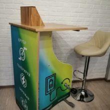 Как мы встроили в стол велотренажер для зарядки гаджетов
